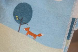 KIDS JUWEL Detail 6743-57 Fuchs blau