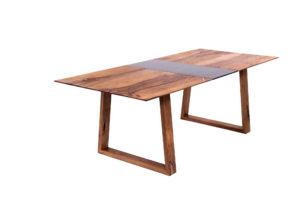 Tisch Birne mit Granit Stein